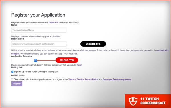 twitch authorization token